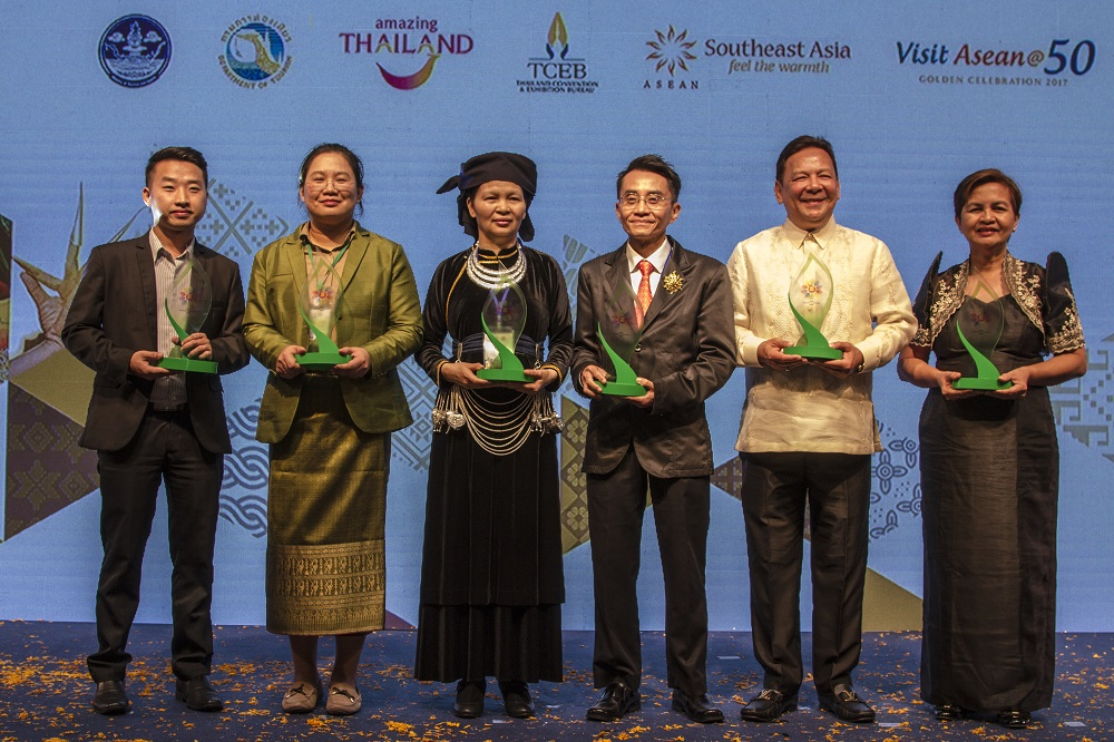 ASEAN Sustainable Tourism Awards 2018 winners
