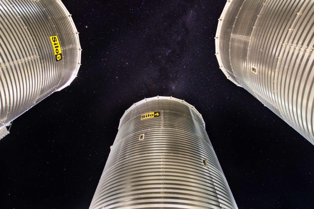 SiloStay Rockets