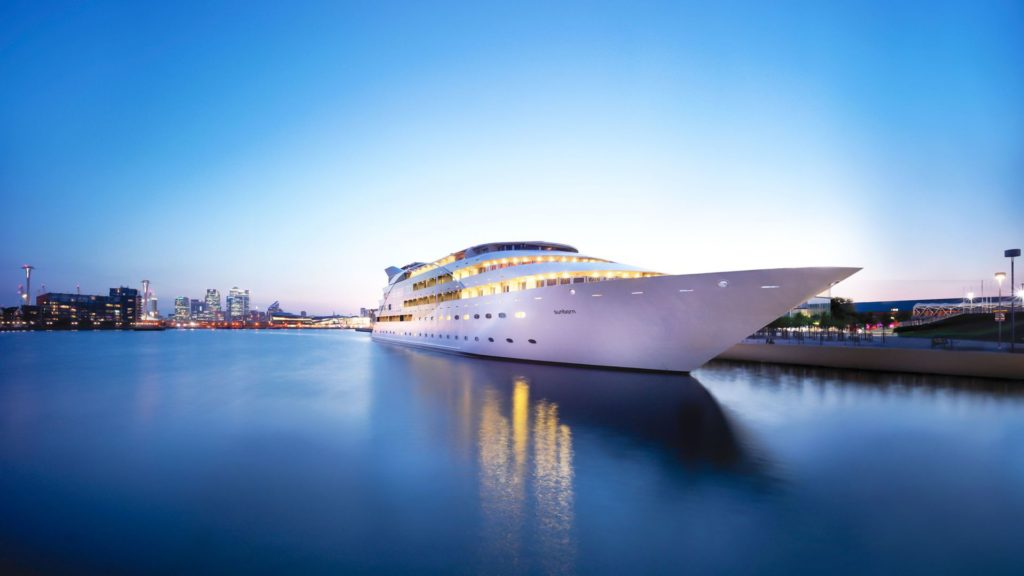 The Sunborn London Yacht Hotel
