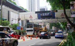 Singapore is banning all new vehicles next year