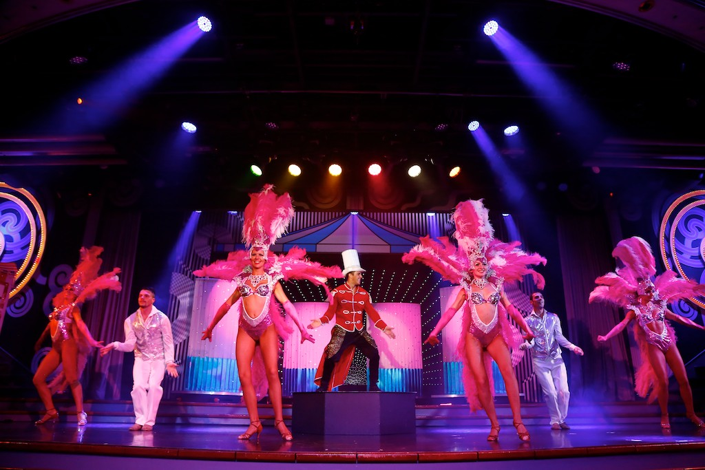 Circus Stage production on SSG