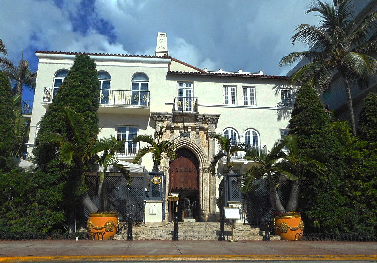 How Gianni Versace S Mansion Became A Luxury Hotel Asia