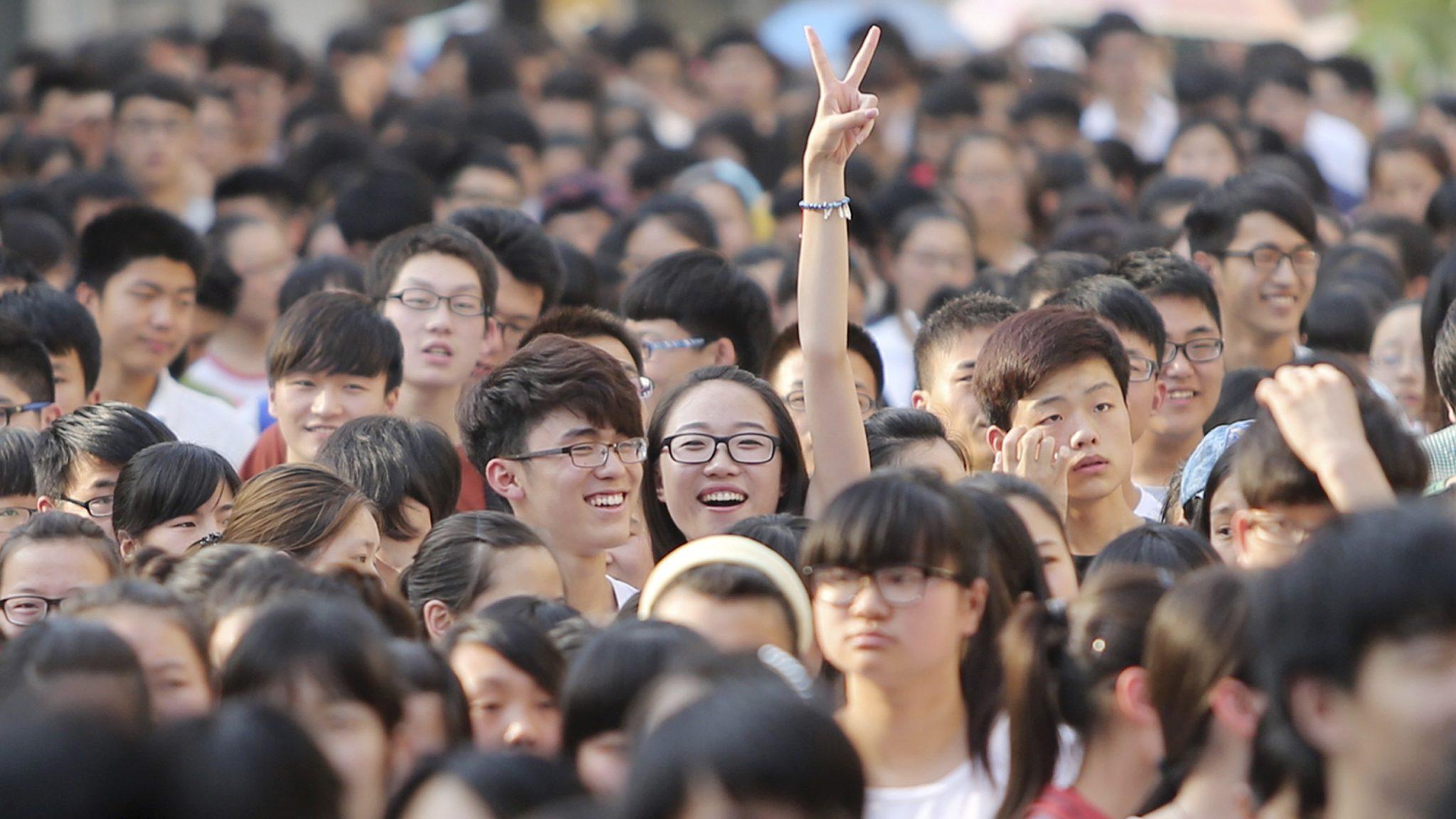 Millennials in China