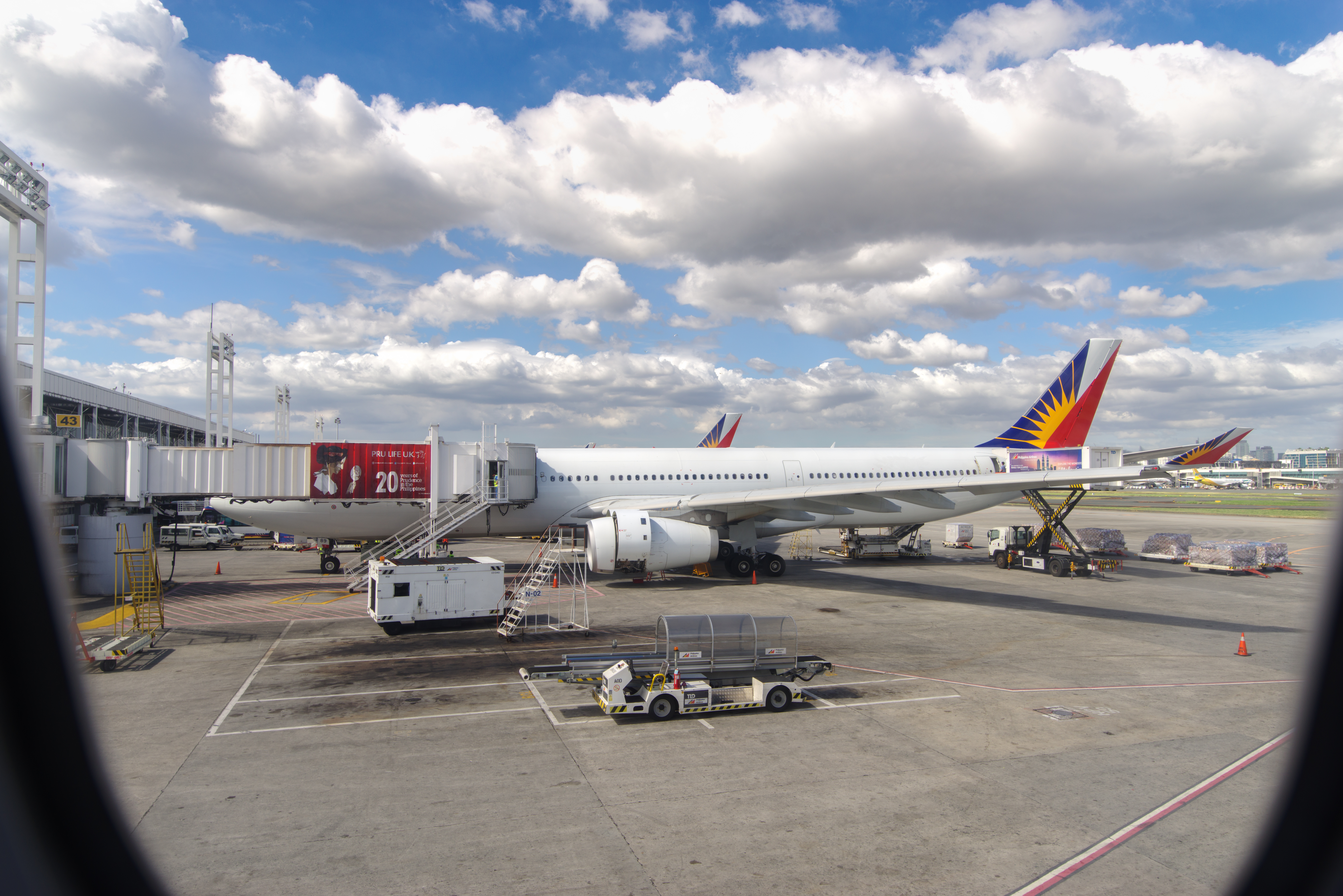 Manila's airport is about to get an exciting, much needed upgrade
