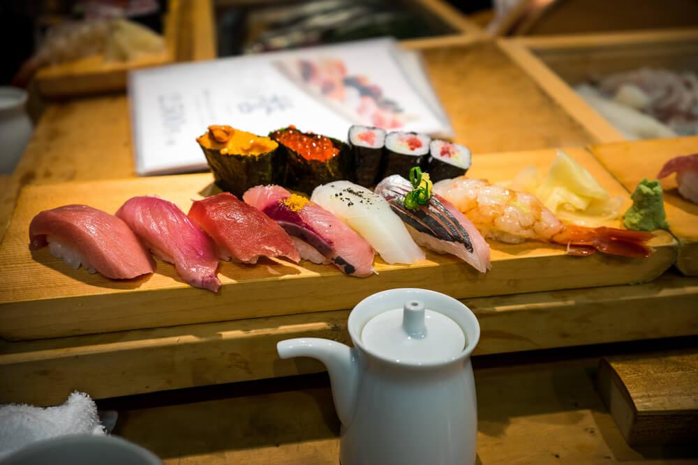 Japan Tokyo Sushi