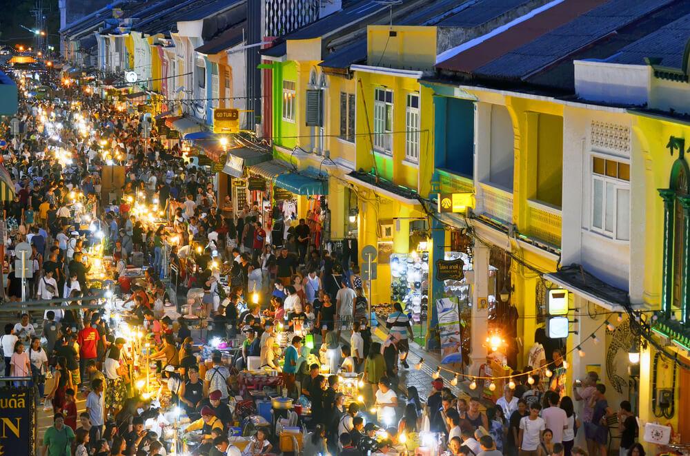 Phuket City Market