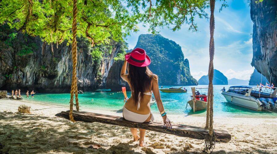 Phuket island Thailand