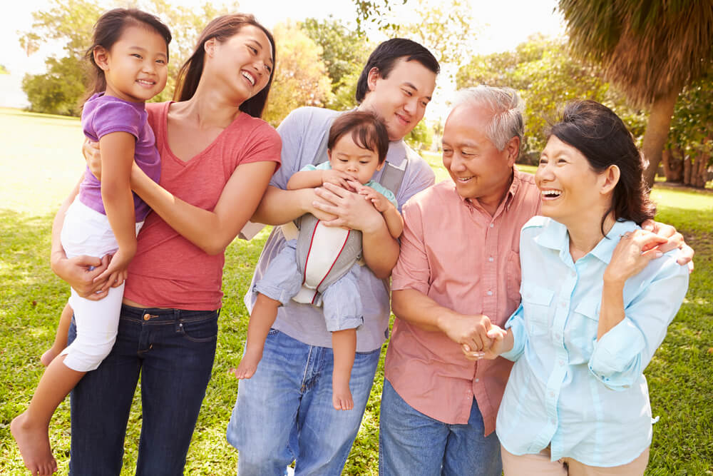 Study: Asians are more keen to travel with family than Westerners - Asia Travel Log