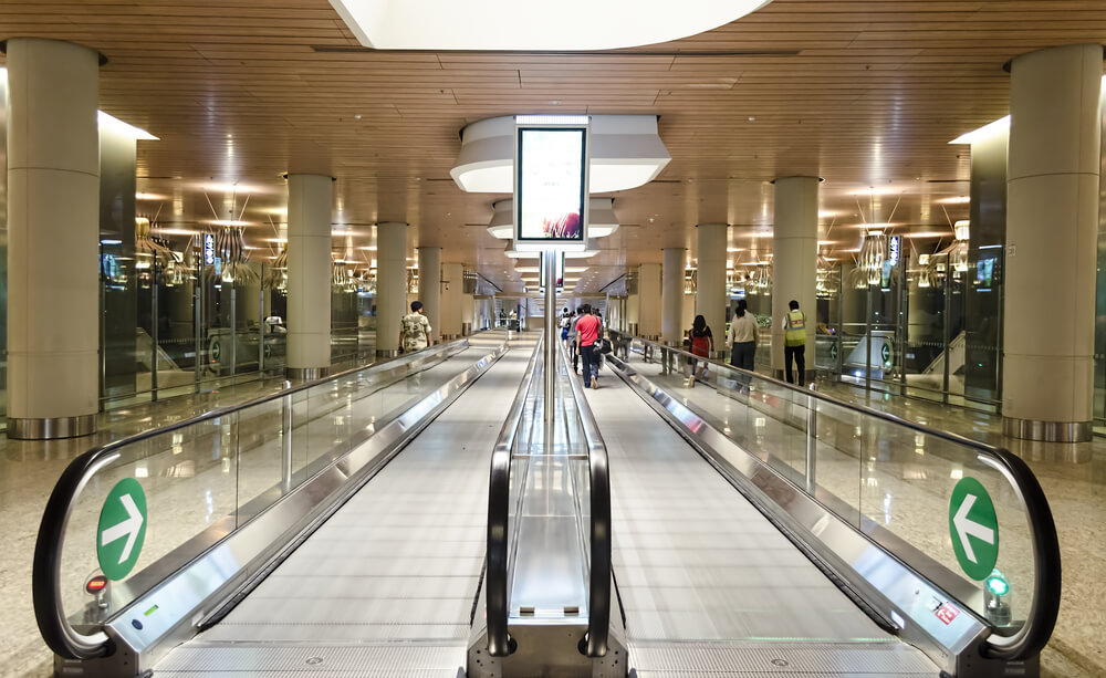 Chhatrapati Shivaji Maharaj International Airport.