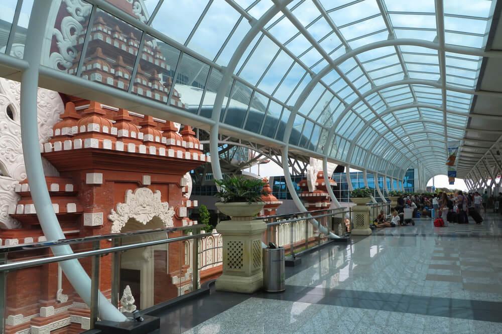 enpasar Airport Bali Indonesia