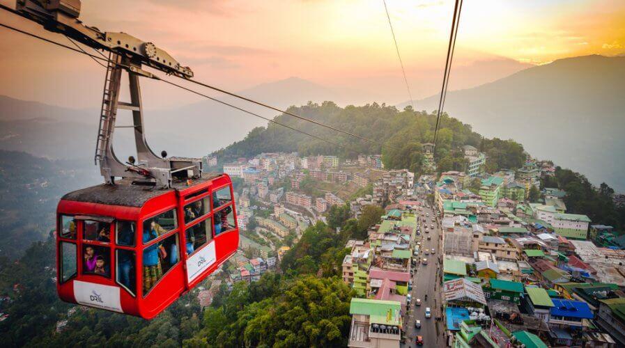 Sikkim India