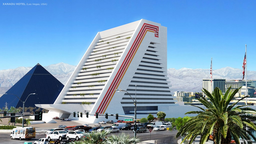 Xanadu Hotel - 6 amazing hotels never built