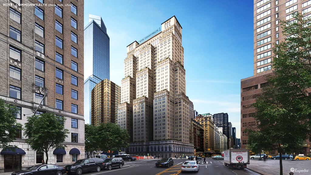 The Hotel Commonwealth - 6 amazing hotels never built