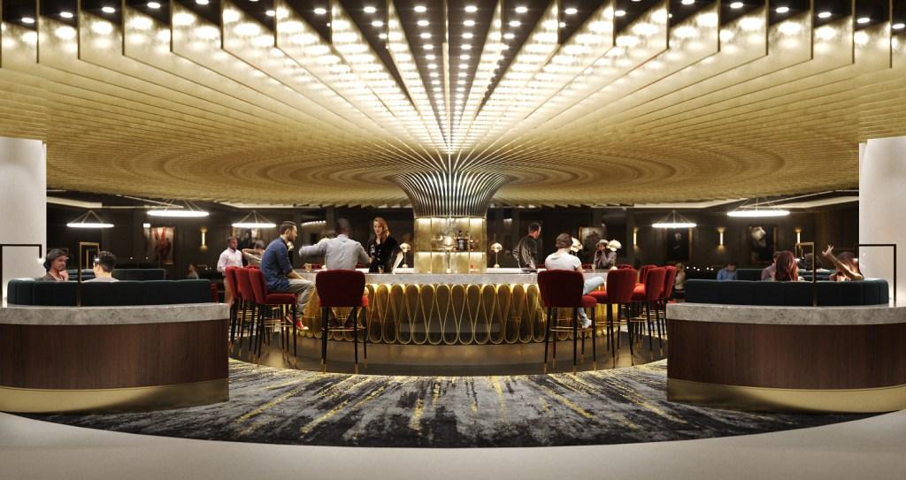 Hard Rock Hotel London - Lobby Bar