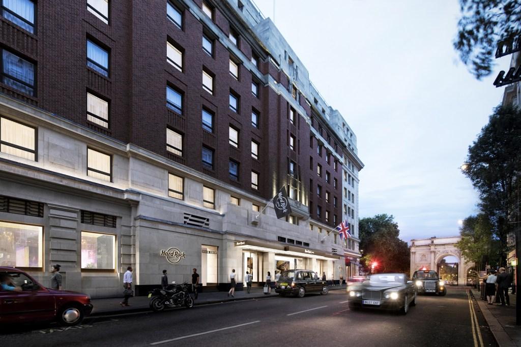 Hard Rock Hotel London - Exterior