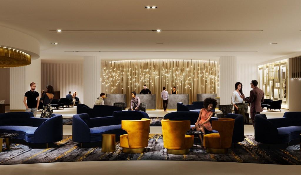 Hard Rock Hotel London - Reception