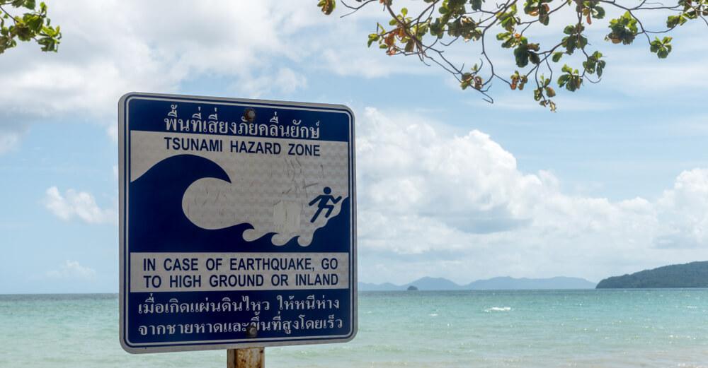 Tsunami High Ground