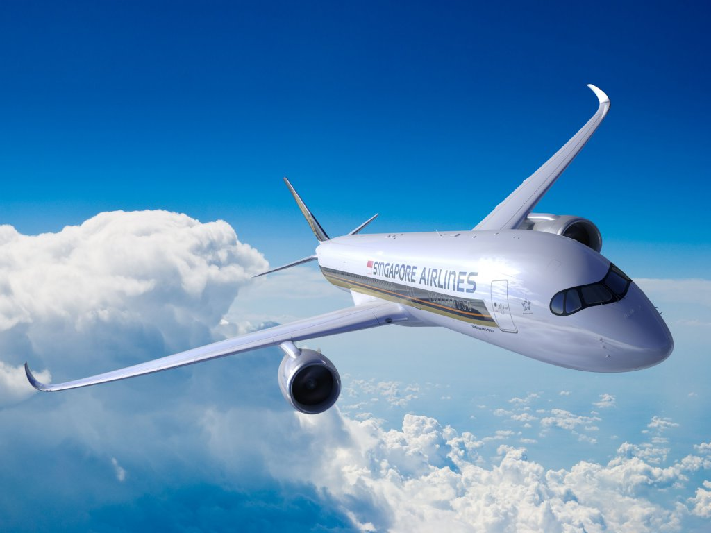 A350-900ULR Singapore Airlines