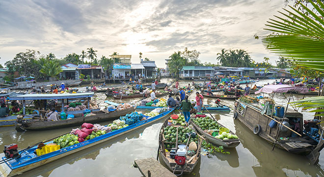 The Best South of Vietnam and Cambodia 7 Days 6 Nights