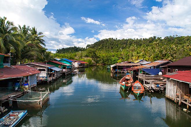 cambodia tonle sap lake