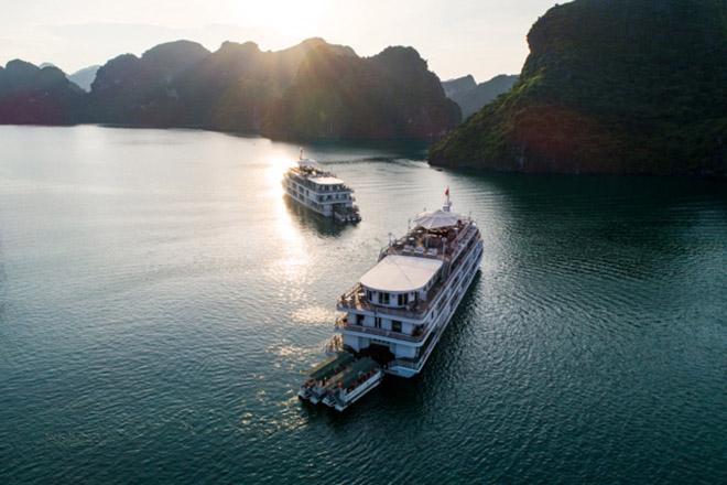 new year halong cruise