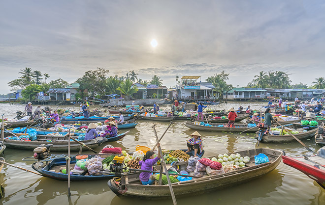 mekong delta Can Tho