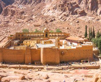 St. Catherine Egypt Tour
