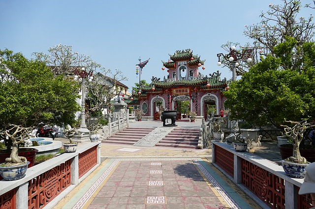 Chinese assembly halls hoian