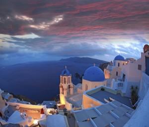 Santorini Greece Tour
