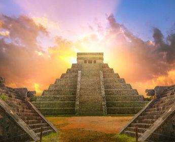 Chichen Itza in Cancun