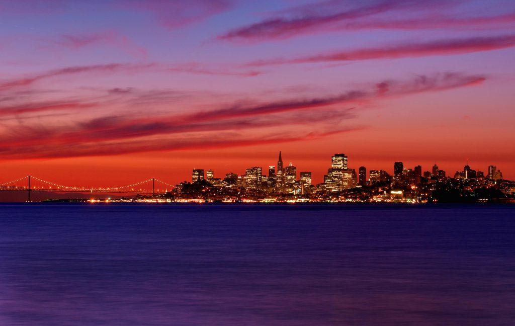 San Francisco Bay Sunset Cruise