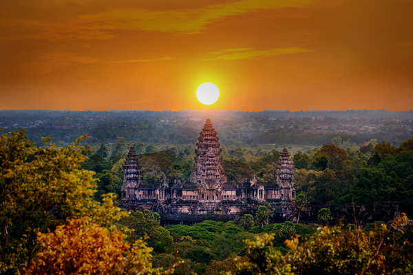 A glance of Vietnam and Cambodia 11 days 10 nights