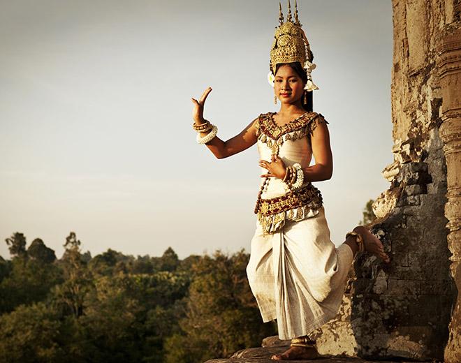 cambodia Aspara Dancer (2)