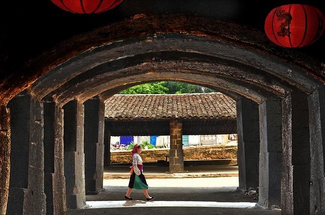 dong van ha giang ancient vietnam