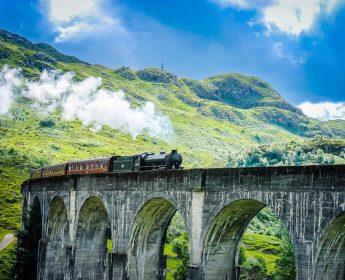 Hogwarts Express train tour