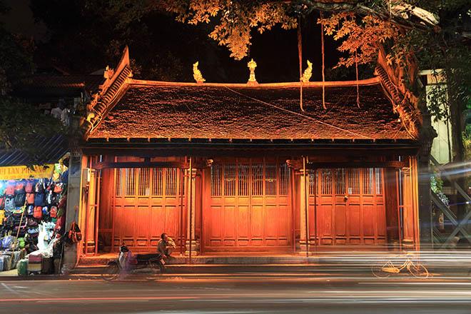 hanoi old quarter ancient