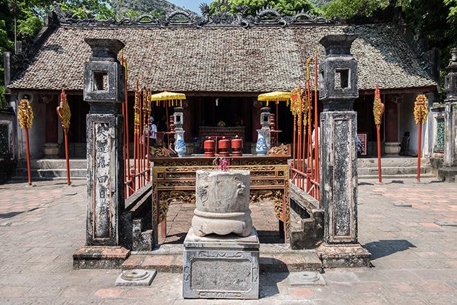 Ninh Binh Hoa Lu hanoi day trip