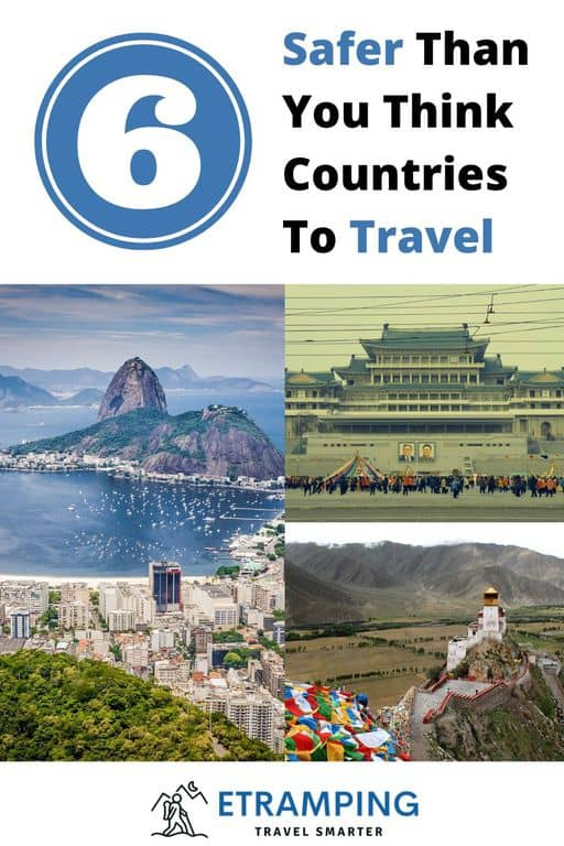 Dangerous Travel Destinations - safer than you think