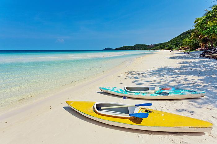 kayaking in vietnam Phu Quoc